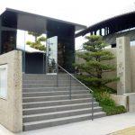 信長公記の著者・太田牛一が修行していた名古屋市北区味鋺の成願寺