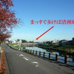 JR,名鉄電車で清洲城へのアクセス方法と駐車場の場所と料金について