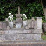 刈谷城主・水野忠重を倒した加賀井重茂望の墓が残る知立市宝蔵寺