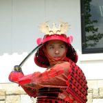 日進市岩崎城では甲冑を無料で着れます!試着体験の感想