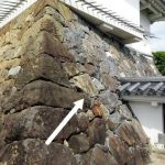 西尾城、名古屋城、掛川城の天守台石垣の石は、愛知県西尾産だった!