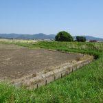 池田輝政が吉田城を水害から守るために築いたといわれる豊川市の霞提