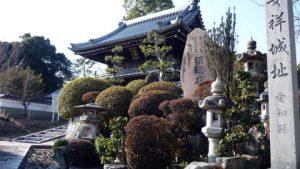 織田と今川の戦いの歴史がハンパない!愛知県安城市の安祥城址