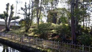 一宮市の浅野公園は戦国武将、浅野長勝と長政の屋敷跡だった!それが浅野城跡